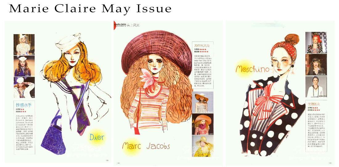 Marie Claire May Issue 2