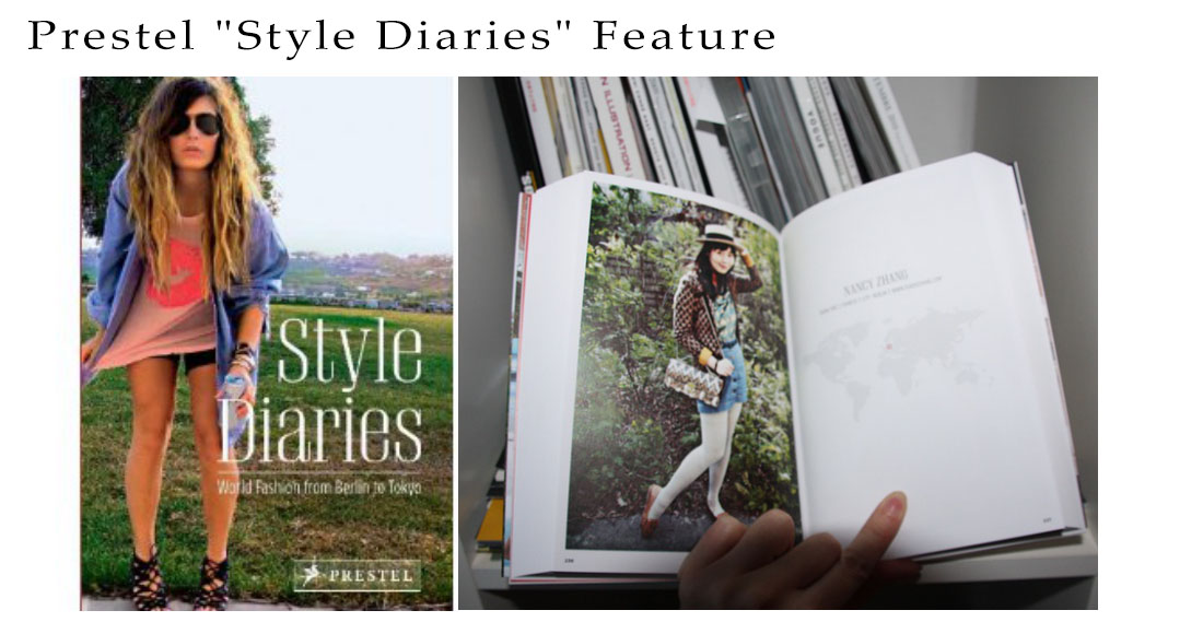 Prestel - Style Diaries Feature